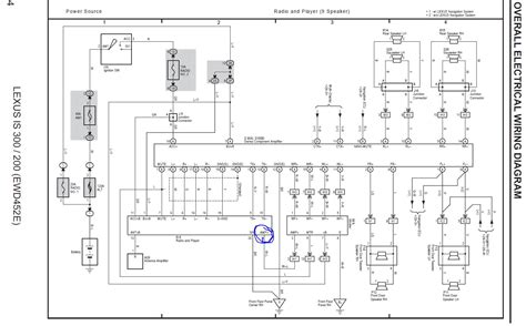 2001 lexus is300 wiring diagram wiring diagram with
