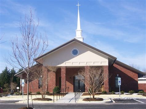 clayton nc churches