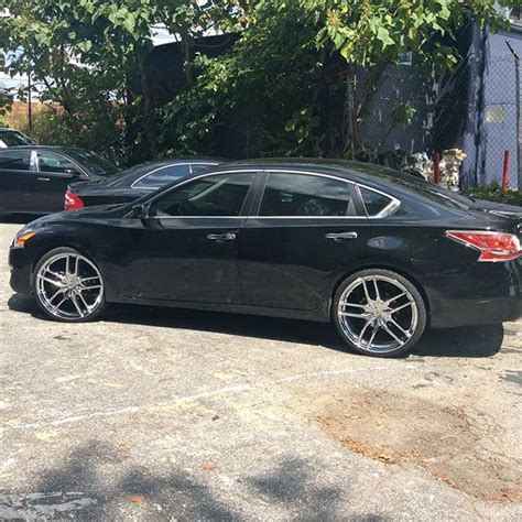 nissan altima custom rims the gallery for gt nissan altima 2012 rims
