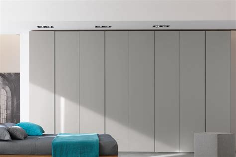 Wardrobe Configuration by Gola Wardrobe With Recessed Handles Napol Furniture