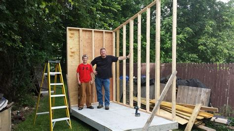 Remodeling An Old House On A Budget Iowa Boy Builds Tiny House In His Backyard Mnn Mother