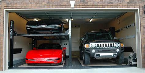 Nearest Mini Garage by Any Diyer S An Ez Car Lift American Motoring
