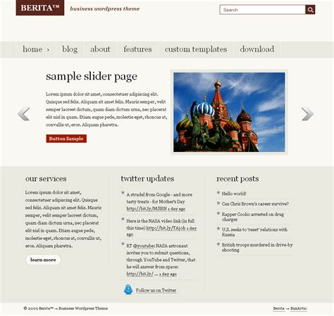 wordpress themes english undefined fantastic object download english