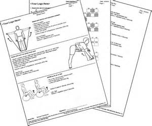 home exercise program physical therapy home exercise programs scarletjcoppel