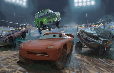 film disney cars 3 cars 3 preview why pixar revealed the film with lightning