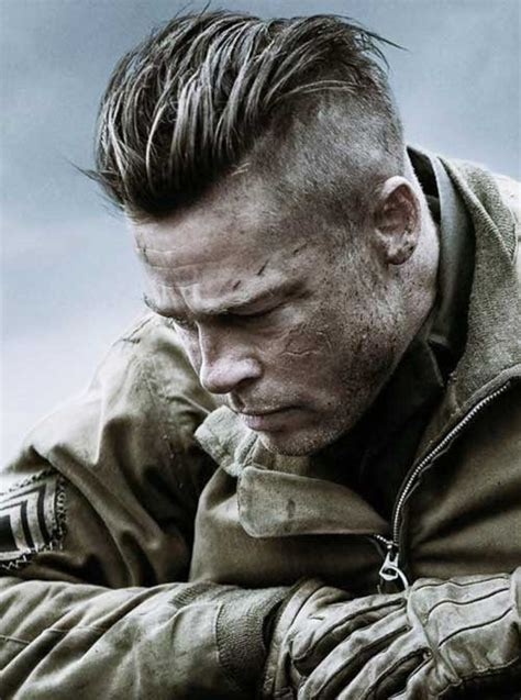 army haircut fury 10 slicked back hairstyles for men mens hairstyles 2018