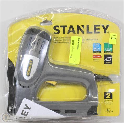 heavy duty electric staple gun stanley heavy duty electric staple nail gun