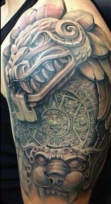 azteca tattoos tatuajes aztecas y su significado simbolo tatuajes para