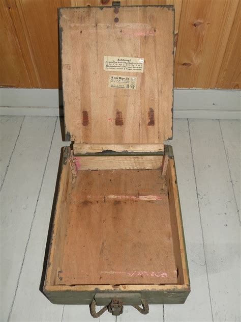 Mortar Diameter 8 Cm box for 8cm mortar grenades