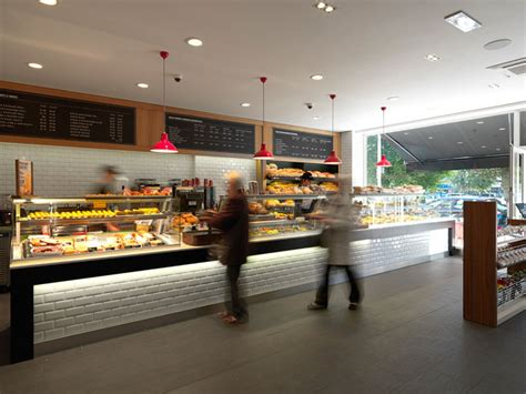 Take Away Shop Interior Design by Simmons Bakery Gets A New Shop Design In Welwyn Retail