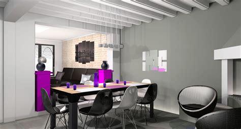 amenagement interieur salon salle a manger amenagement salon salle a manger 30m2 maison design