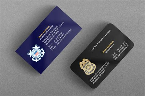 Federal Law Enforcement Business Cards Kraken Design Enforcement Business Cards Templates