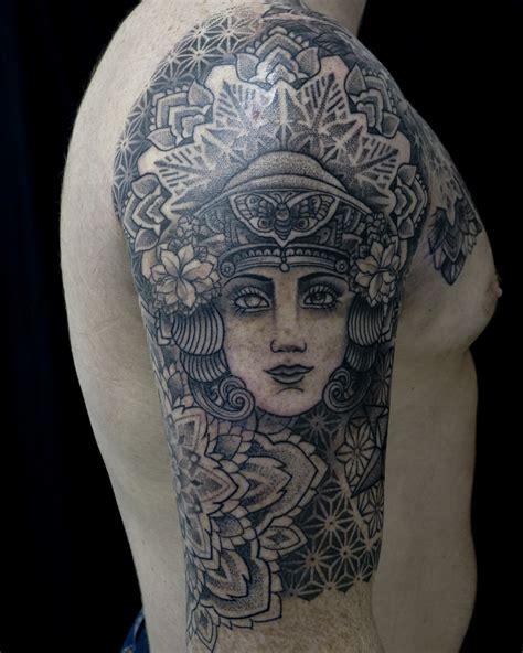 geometric tattoo edinburgh jason corbett blackwork tattooist page 2