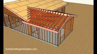 Add Gable To Roof Gable Roof Addition Framing Www Pixshark Images
