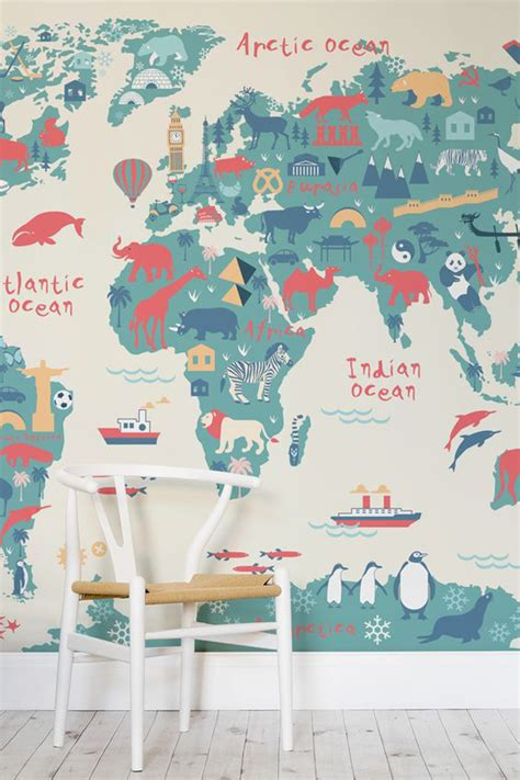 wallpaper designs for kids wonderful decorating guidelines to use wallpaper 22 ideas