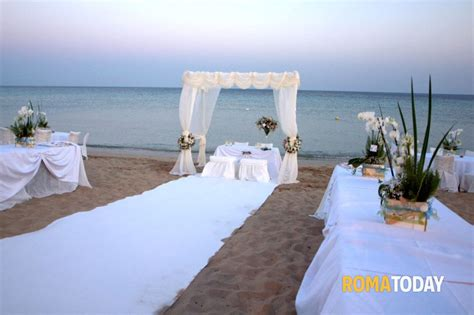 ufficio matrimoni palermo al colosseo al roseto o in spiaggia via libera alle