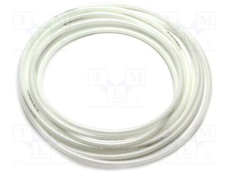 Smc Polyurethane Tubing Tu1610 tu0805w 100 smc pneumatic tubing tme electronic components