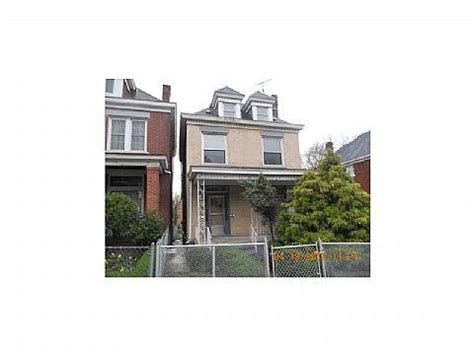 houses for sale in pittsburgh pa 7422 monticello st pittsburgh pa 15208 foreclosed home information foreclosure
