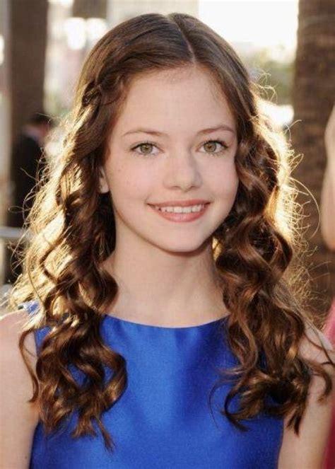 party hairstyles for 13 year olds peinados elegantes para ni 241 as