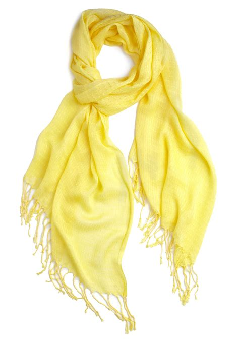 Yellow Retro Scarf we re butter together scarf mod retro vintage scarves