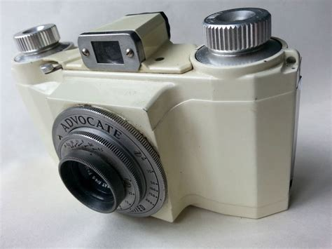 len ebay ilford advocate mk 1 dallmeyer anastigmat f 4 5 35mm lens
