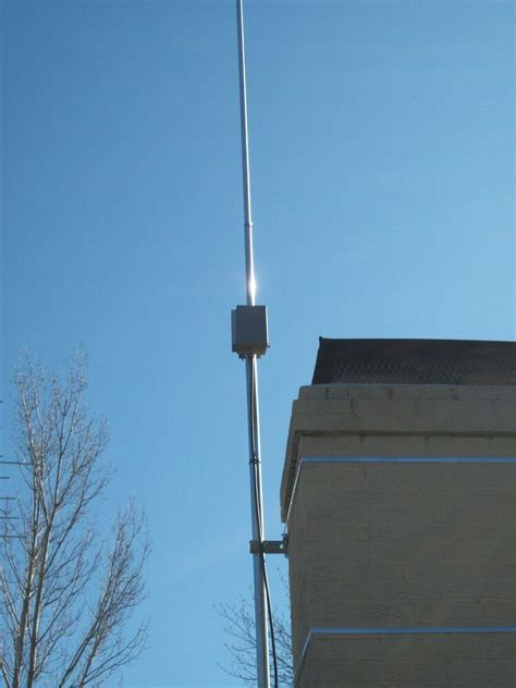 band multiband hf vhf vertical antenna ham radio