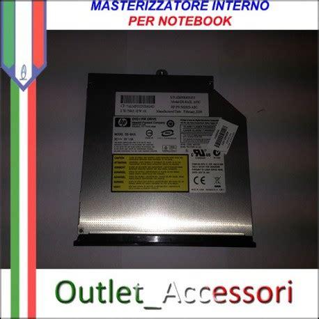 masterizzatore dvd interno lettore masterizzatore dvd interno sata hp 498480 001