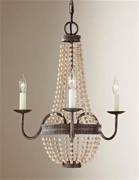 the mini chandelier from feiss has a