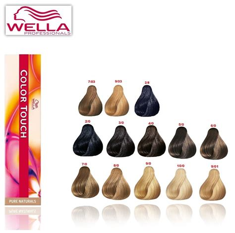 wella color touch semi permanent tint dye hair color 60ml ebay wella professional colour touch semi permanent hair dye colour ebay