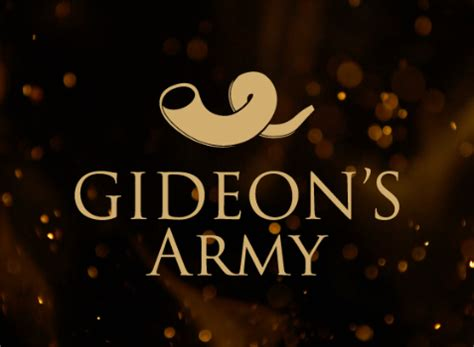 gideons army get involved care for pastors