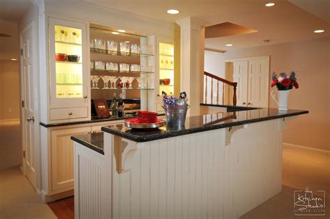 Kitchen Bar Designs For Small Areas Custom Bar Bar Designs The Kitchen Studio