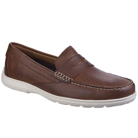 Sandal Loafers Kasual Flat Shoes Original Jk Collection Jln Putih rockport loafer mens casual slip on shoes from charles clinkard uk