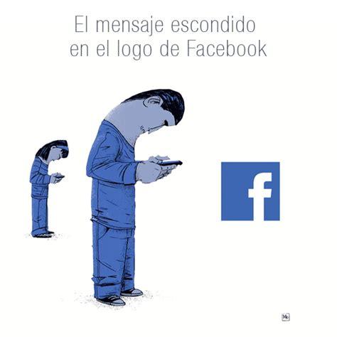 imagenes fuertes en facebook este es el verdadero significado del logo de facebook