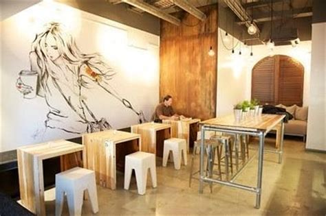 Funky Cafe Interiors by Image Gallery Funky Cafe