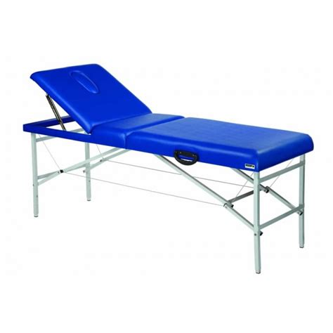 treatment couch portable treatment couch blue