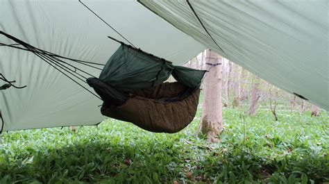 shelter and sleep system strat2206 bushcraft
