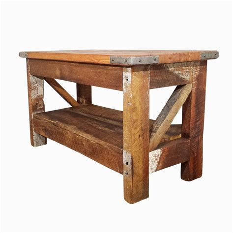 buy a made saloon style western coffee table made to