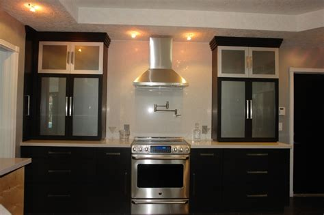 modern kitchen dark cabinets dark kitchen cabinets modern quicua com