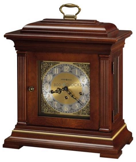 table top grandfather clock howard miller tompion tabletop clock at 1 800