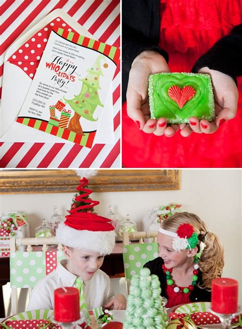 grinch pinterest kids party ideas 25 theme ideas squared