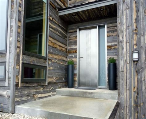 industrial front door improve your home s value with these advanced diy projects