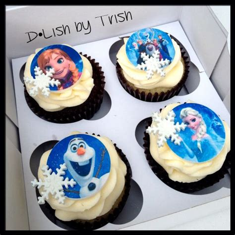 disney frozen cupcakes on pinterest disney frozen elsa rings for cupcakes car interior design