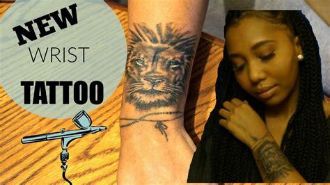 tattoo on wrist pain wrist experience