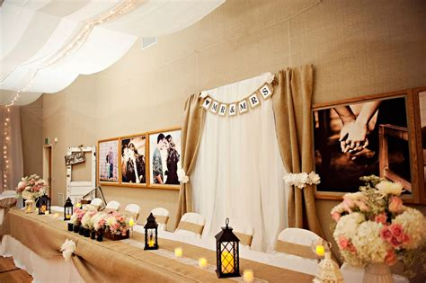 hall draping ideas cultural hall wedding reception they used rolls of