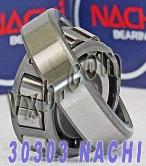 Bearing Taper 30303 D Asb 30303 nachi ed roller japan 17x47x14 taper bearings 17mm