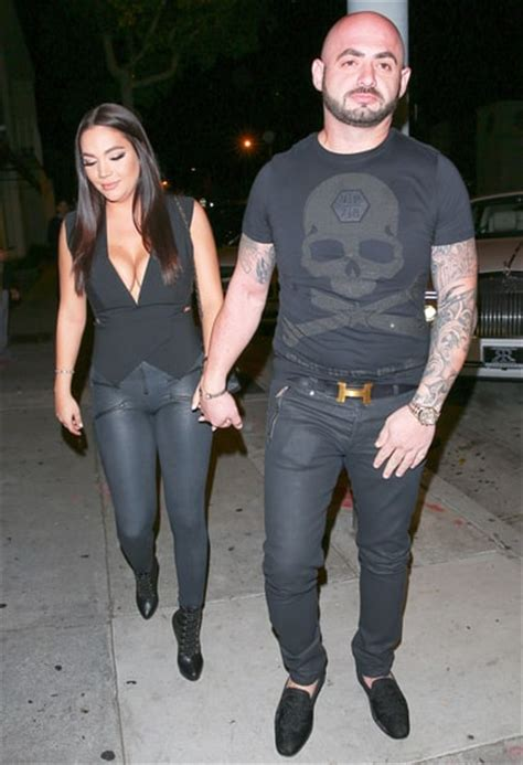 jessica from shahs of sunset new boyfriend shahs of sunset s jessica parido steps out with new