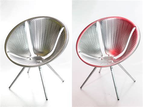 designboom ross lovegrove ross lovegrove creates infinitely stackable diatom chair