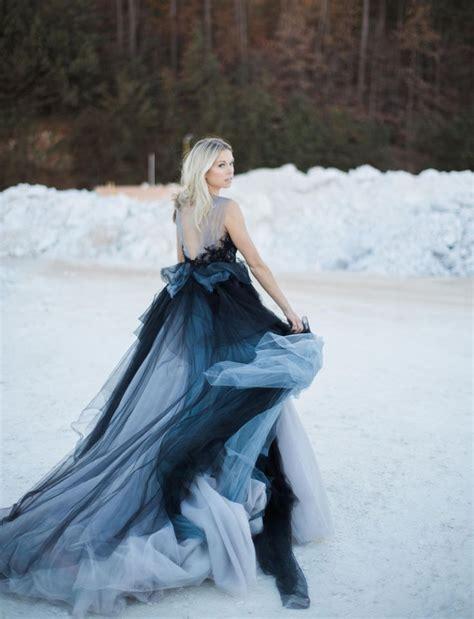 a blue wedding dress best 25 blue wedding gowns ideas on pinterest blue gown
