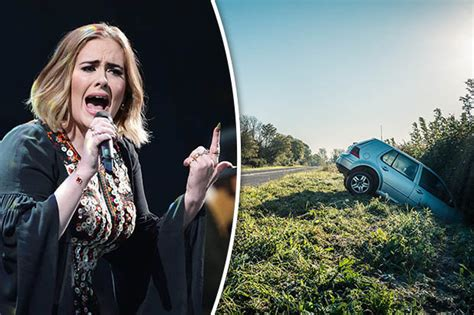 adele has never driven a car with a standard transmission before adele s songs distract drivers list of singers causing