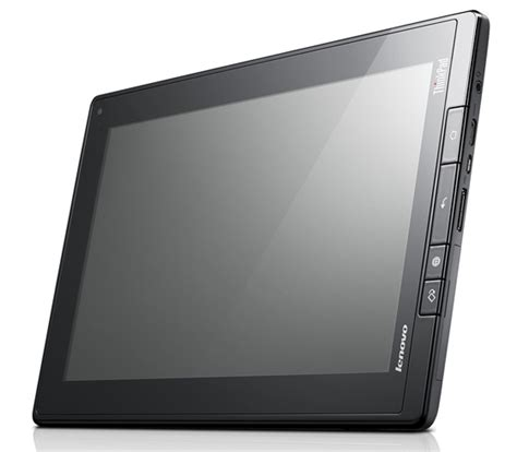 Tablet Android Lenovo lenovo thinkpad tablet the register